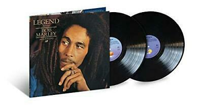 Bob Marley & The Wailers - Legend - The Best Of Bob Marley And  (NEW 2 VINYL LP)