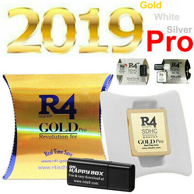 R4 GOLD PRO 2019 works on all models and firmware - £9 50 | PicClick UK
