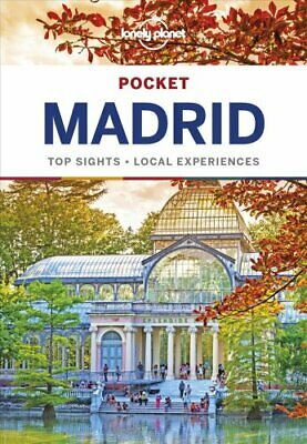 Lonely Planet Pocket Madrid by Lonely Planet 9781786572783 | Brand New