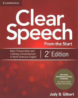Clear Speech from the Start Student's Book with Integrated Digi... 9781108348263