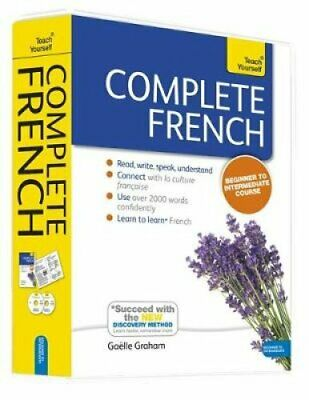 Complete French Beginner to Intermediate Book and Audio Course ... 9781444177299