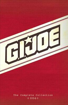 G.I. JOE: The Complete Collection Volume 4 by Larry Hama 9781613778487