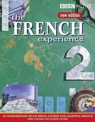 THE FRENCH EXPERIENCE 2 COURSE BOOK (NEW EDITION) 9780563519096 | Brand New