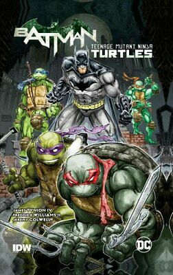 Batman/Tmnt Vol. 1 by James Tynion 9781401262785 | Brand New | Free UK Shipping