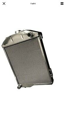 Austin Healey 3000 Lightweight High Performance Radiator Polished Finish