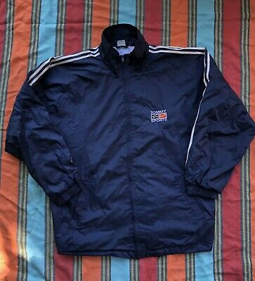 5d983cdd4 NEW TOMMY HILFIGER Mens Yacht Jacket Windbreaker All Sizes Water ...