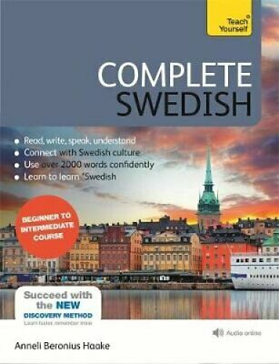 Complete Swedish Beginner to Intermediate Course: (Book and audio support) by...