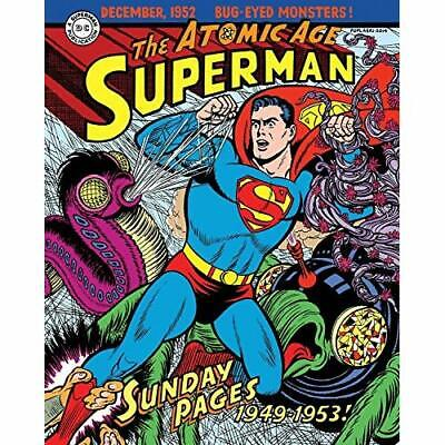Superman: The Atomic Age Sundays Volume 1 (1949-1953) ( - Hardcover NEW Alvin Sc
