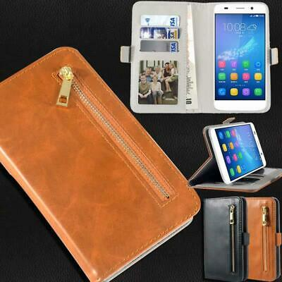 Flip Cover Stand Wallet Card Leather Case For Various Microsoft Lumia Smartphone