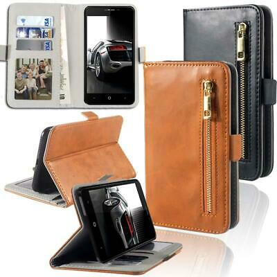 Flip Cover Stand Wallet Card Leather Case For Various Leagoo Mobile Phones