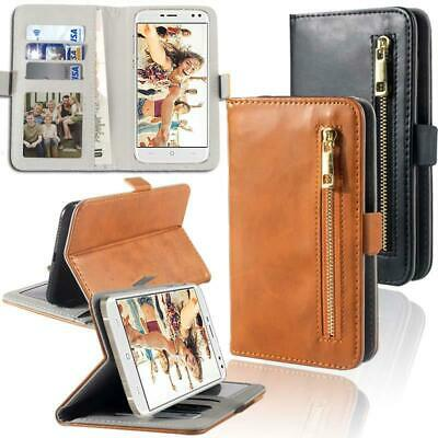 Flip Cover Stand Wallet Card Leather Case For Various Doogee Mobile Phones