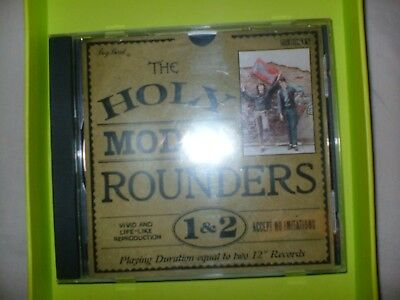 The Holy Modal Rounders --- 1 & 2  ( 2 On 1 )