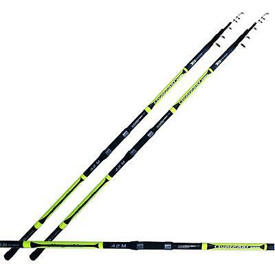 KP4307 Evo Overcast Due canne pesca Surf casting 420 200 gr Hi Carbon     CASG