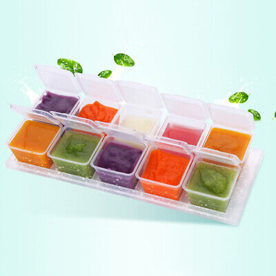 Food Containers Plastic Takeaway Microwave Freezer Safe Storage Boxes with Lid Z