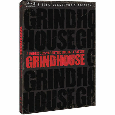 Grindhouse [Two-Disc Collector's Edition] [Blu-ray]