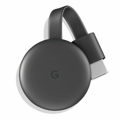 Google Chromecast 3 - Hdmi - Micro Usb - Resolución 1080P - Wifi Ac - Android /