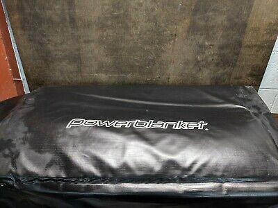 POWERBLANKET MODEL EH0310 10' x 3' GROUND THAWING ELECTRIC BLANKET PRE-OWNED