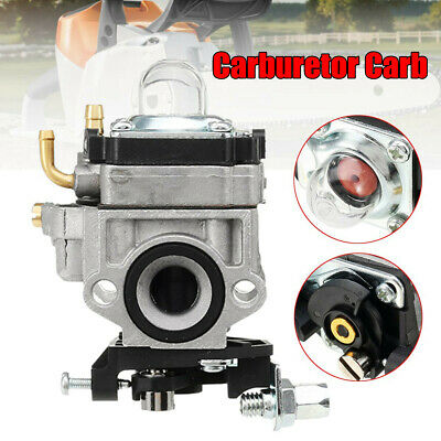 New Carburettor Carb Various Strimmer Hedge Trimmer Brush Cutter Chainsaw 11Mm