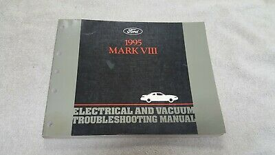 1995 lincoln mark viii wiring diagram manual