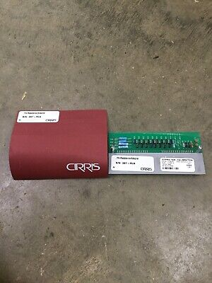 Cirris 17-18577-01D .1% Resistance Adapter EXPIRED