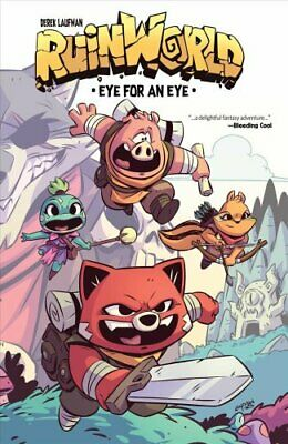 RuinWorld: Eye for an Eye by Derek Laufman 9781684153633 | Brand New