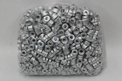 20mm Open-Hole Crimp Seal Silver Cap Aluminium Serum Vials 2500 Pieces NEW