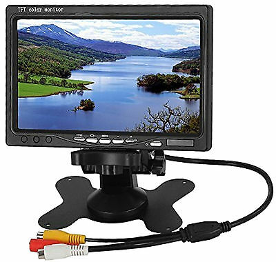 7 inch LCD TFT FPV HD TFT Screen Monitor Photography Ground Station