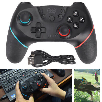 Wireless Bluetooth Pro Controller Gamepad Joystick Bluetooth Controller