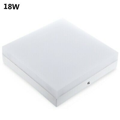 18W Square Surface Mounted LED Panel Light