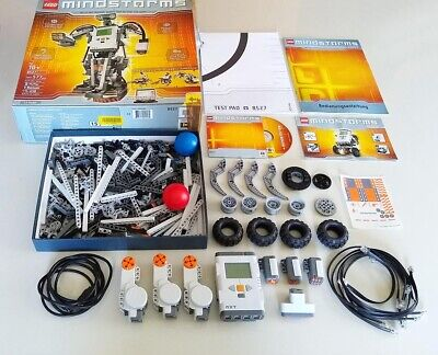 LEGO 8527 - Mindstorms NXT: Complete - NO BOX - $324 99