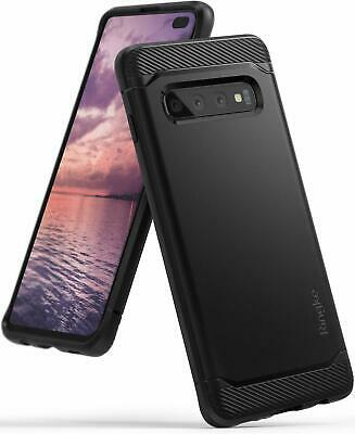 Ringke Onyx Designed Galaxy S10 Plus Case Wireless Charging Rugged Protection