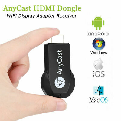 Display del dongle WiFi del ricevitore HDMI 1080P DLNA AirPlay Miracast Android