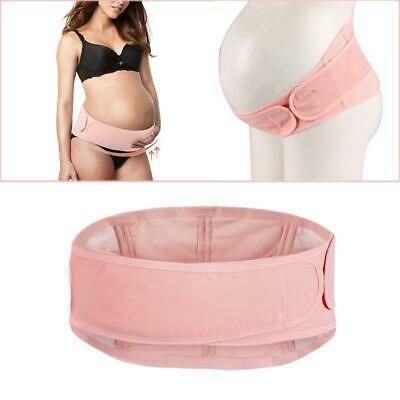 New Maternity Pregnancy Belt Lumbar Back Support Waist Band Belly Bump Brace