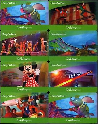 Walt Disney World [1-Day] Park Hopper Ticket With Fastpass Plus *Free Shipping*