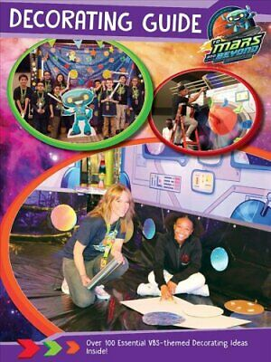 Vacation Bible School (Vbs) 2019 to Mars and Beyond Decorating ... 9781501868313