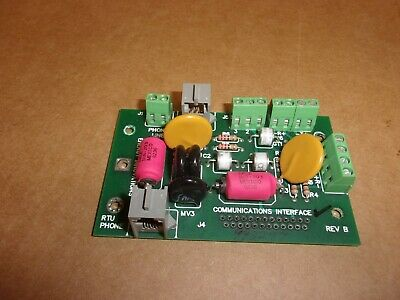 Energy Innovations Inc Communications Interface Board 993247, used