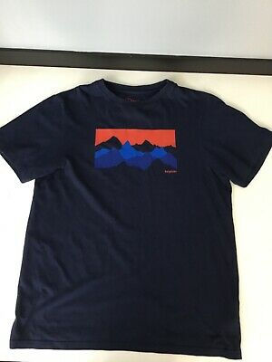 Berghaus Mens Top Tshirt, Size M, Short Sleeve, Navy, In Vgc