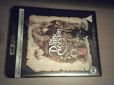 The Dark Crystal (4K Uhd Blu Ray And Digital Download) New