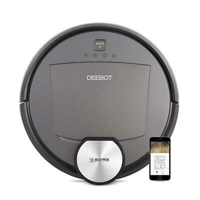 ECOVACS DEEBOT R95 Robotic Vacuum with the latest mapping technology, Wi-Fi...