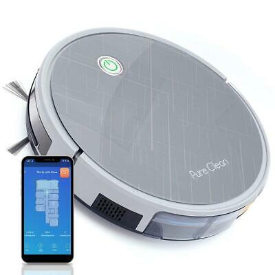 PureClean Smart Gyroscope Robot Vacuum Cleaner - Multiroom Pucrc660