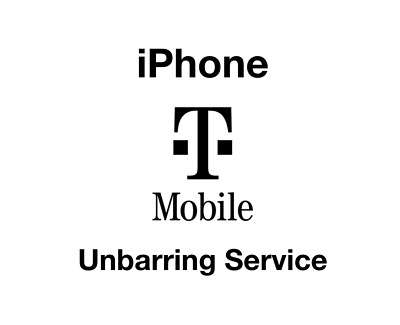 USA T-mobile unbarring/cleaning service for All iPhone
