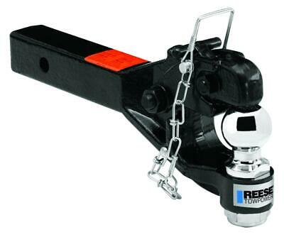"""Reese Towpower 7024200 2"""" Receiver Mount with 2-5/16"""" Ball and Pintle Combo"""