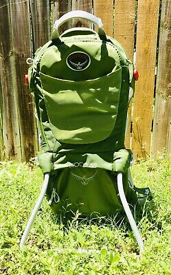 Osprey Poco Ag Plus Child Carrier Great Shape 163 50 Picclick