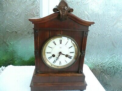 Antique, HAC Mantle Clock, Great Condition But Needs Attention.