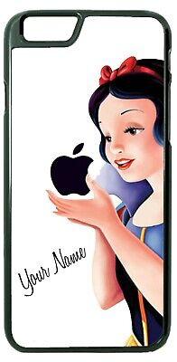 Disney Princess Snow White Apple Phone Case Cover For iPhone Samsung LG Google
