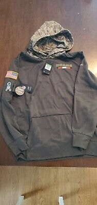 new products 6289e d1445 BRAND NEW NIKE Chicago Bears Salute To Service Hoodie NFL Troops Size XL