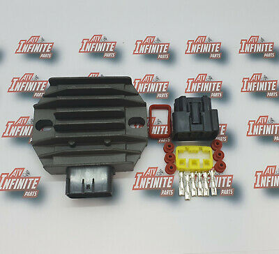 Yamaha Bruin 350cc Regulator / Rectifier Premium Edition Kit