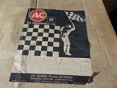 AC GM Racing Air Cleaner A405C A212CX NOS 6485245 69 70 71 Vintage Open Element