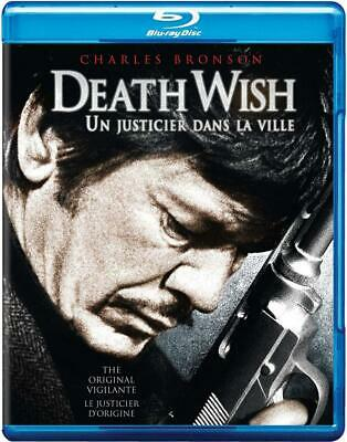 Death Wish 40th Anniversary [Blu-ray] (Bilingual)
