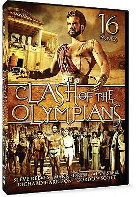 Clash of the Olympians